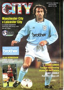 leicester home 1994 to 95 prog