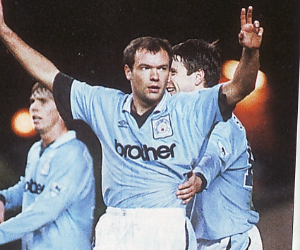 leicester home fa cup 1995 to 96 rosler goal