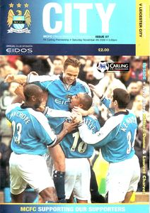 leicester home 2000 to 01 prog