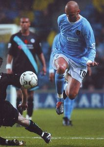 leicester home 2003 to 04 action