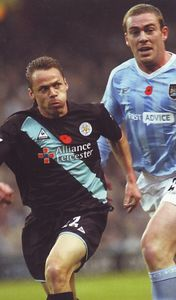 leicester home 2003 to 04 action5