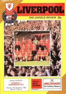 liverpool away 1982 to 83 prog