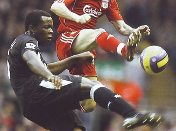liverpool away 2006 to 07 action2
