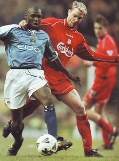 liverpool away fa cup 2000 to 01 action4