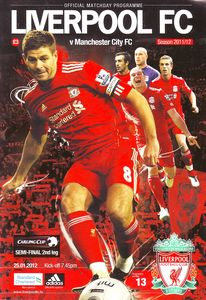 liverpool carling cup away 2011 to 12 prog