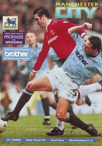 liverpool home 1992 to 93 prog