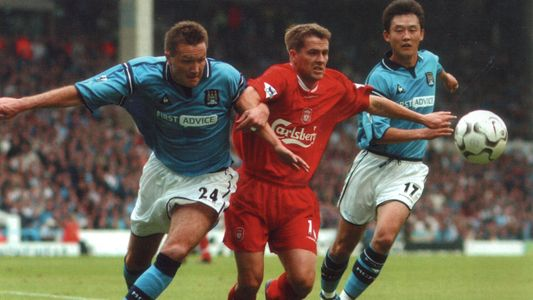 liverpool home 2002 to 3 action