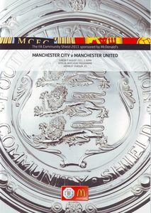 man united charity shield 2011 to 2012 prog