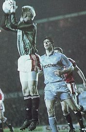 man utd away 1991 to 92 action