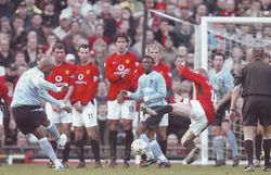 man utd away 2003 to 04 action5