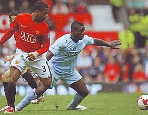 man utd away 2008 to 09 action2