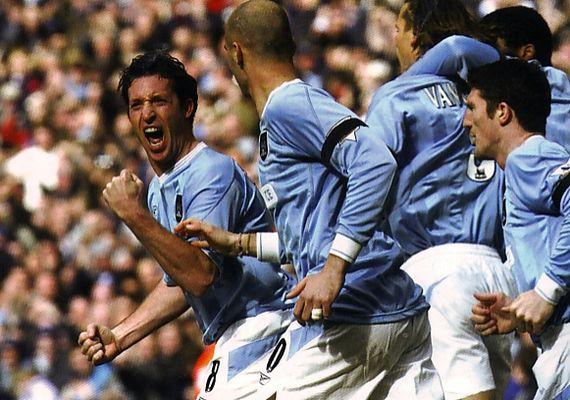 man utd away fa cup 2003 to 04 fowler goal