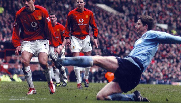 man utd away fa cup 2003 to 04 tarnat goal