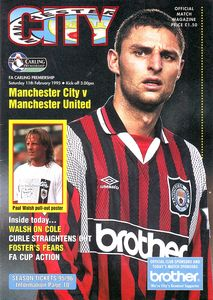 man utd home 1994 to 95 prog