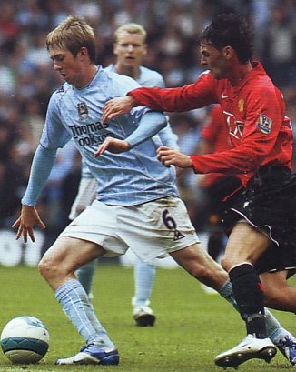 Man u home 2007to08 action