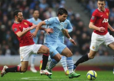 man utd home fa cup 2011 to 12 action