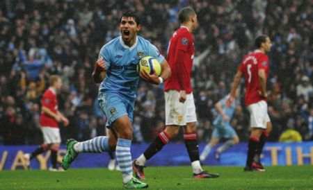 man utd home fa cup 2011 to 12 aguero goal