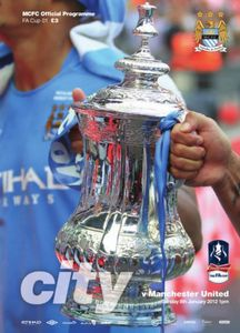 man utd home fa cup 2011 to 12 prog