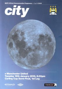 man utd home league cup semi 2009 to 10 prog