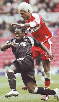 middlesbrough away 2006 to 07 action4
