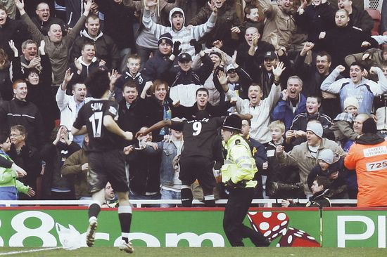 middlesbrough away 2006 to 07 mpenza goal2