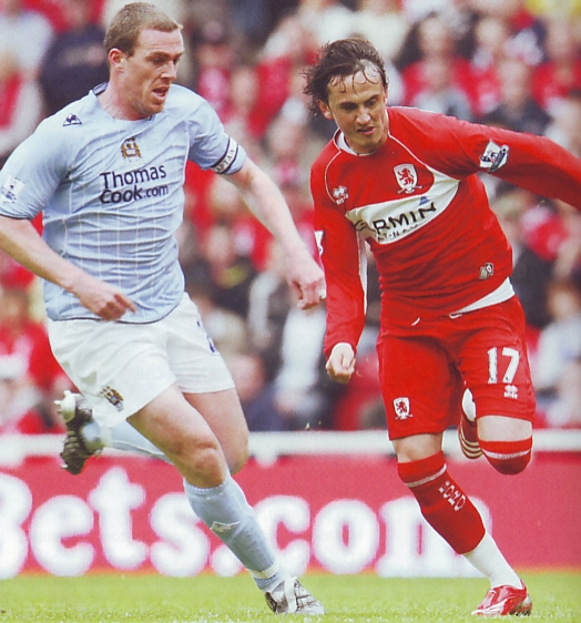 middlesbrough away 2007 to 08 action2