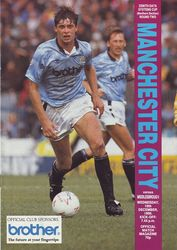 middlesbrough home zenith 1990 to 91 prog