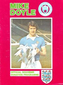 mike doyle testimonial 1977 to 78