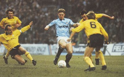 millwall home 1989 to 90 action