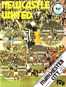 newcastle away 1976 to 77 prog