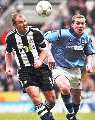 newcastle away 2002 to 03 action