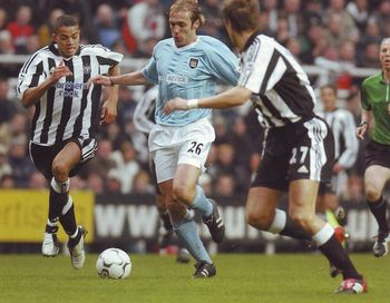 newcastle away 2003 to 04 action