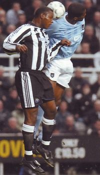 newcastle away 2003 to 04 action3