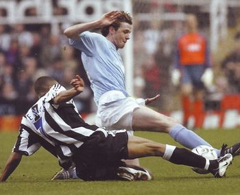 newcastle away 2003 to 04 action4