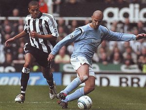 newcastle away 2004 to 05 action2