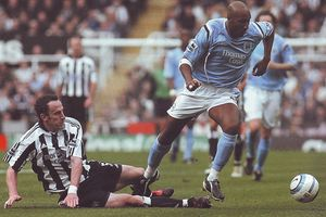 newcastle away 2004 to 05 action