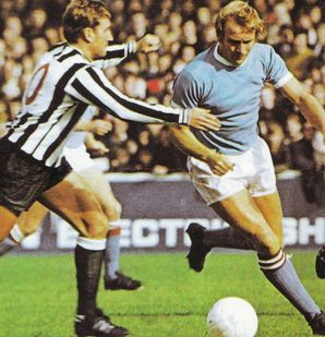 newcastle home 1970 to 71 action
