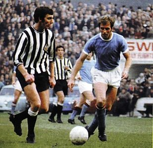 newcastle home 1970 to 71 action2
