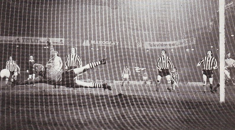 newcastle home 1972 to 73 marsh goal