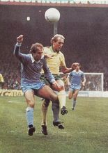 norwich home 1980 to 81 action4