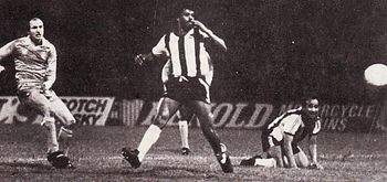 notts county league cup 1980 to 81 3rd tueart goal