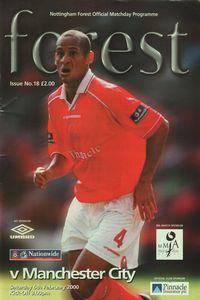 notts forest 1999 to 2000 prog