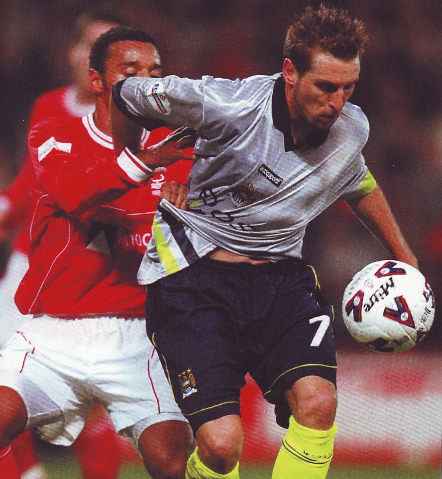 FOREST AWAY 2001 TO 02 ACTION
