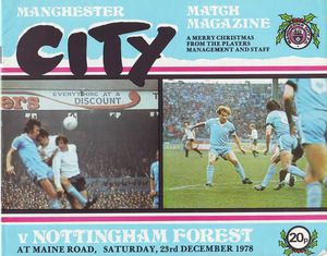 notts forest home 1978 to 79 prog