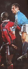 notts forest home 1997 to 98 action