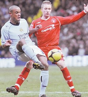 NOTTS FOREST 2008-09 ACTION