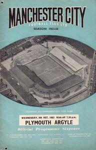 plymouth1963-64 programme
