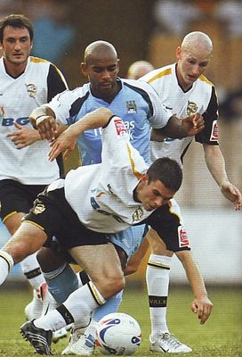 port vale away friendly 2006 to 07 action2