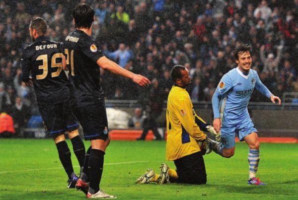 porto home 2011 to 12 silva goal