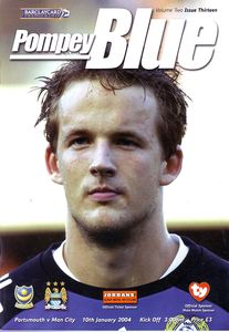 portsmouth away 2003 to 04 prog